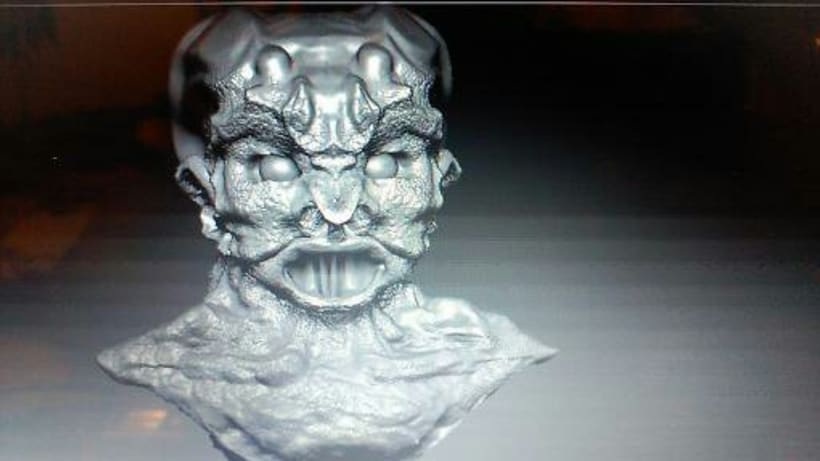 Antonio el demonio 3D 1