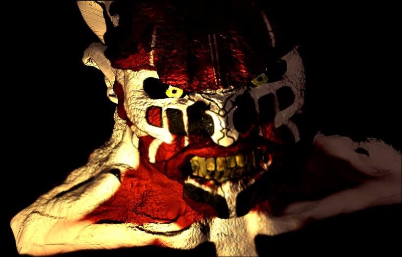 Antonio el demonio 3D 0