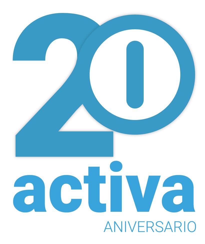 "ACTIVA ""20 aniversario"" 1"
