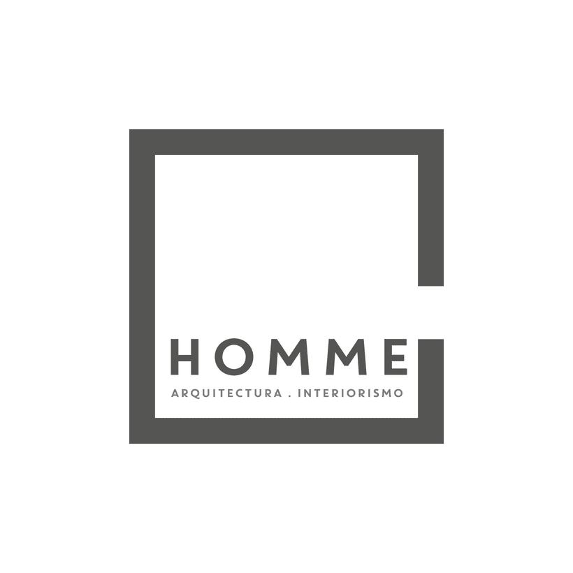HOMME arquitectura e interiorismo© 0