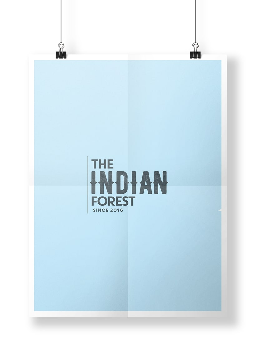 THE INDIAN FOREST 1