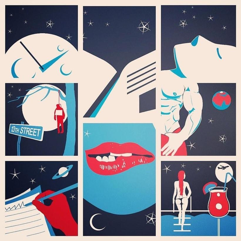 Dream APP Project Illustraciones -1