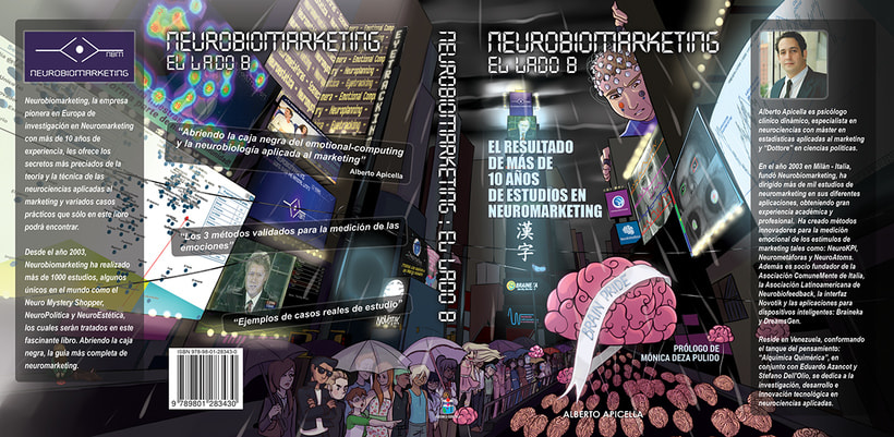 Cover para el libro NEUROBIOMARKETING EL LADO B 1