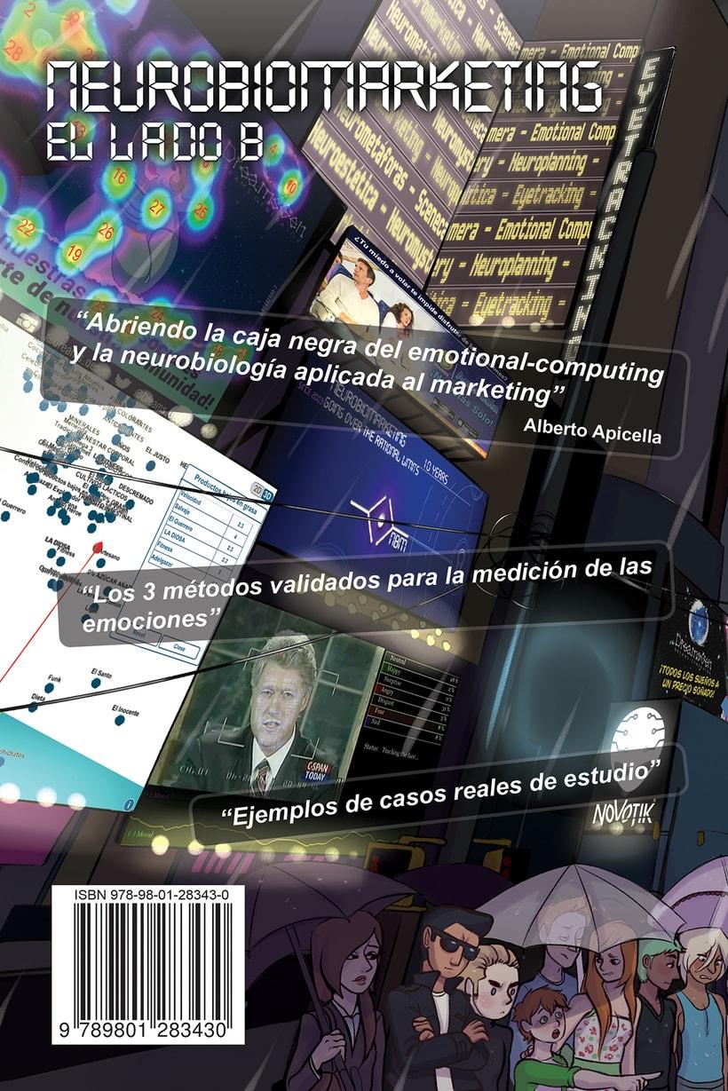 Cover para el libro NEUROBIOMARKETING EL LADO B 2