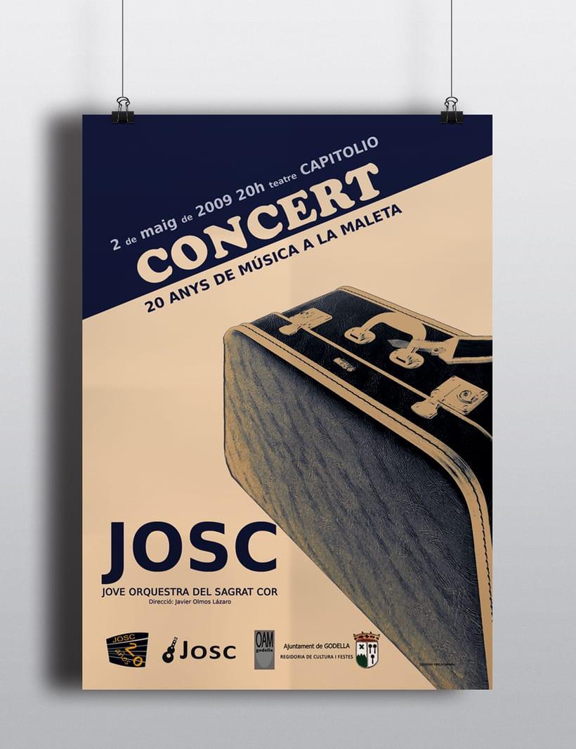 carteles JOSC 1