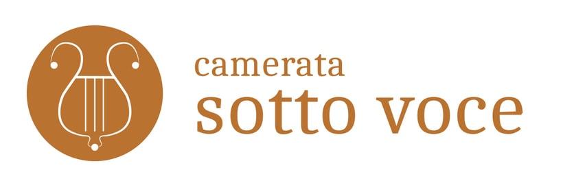 logotipo camerata Sotto Voce 1
