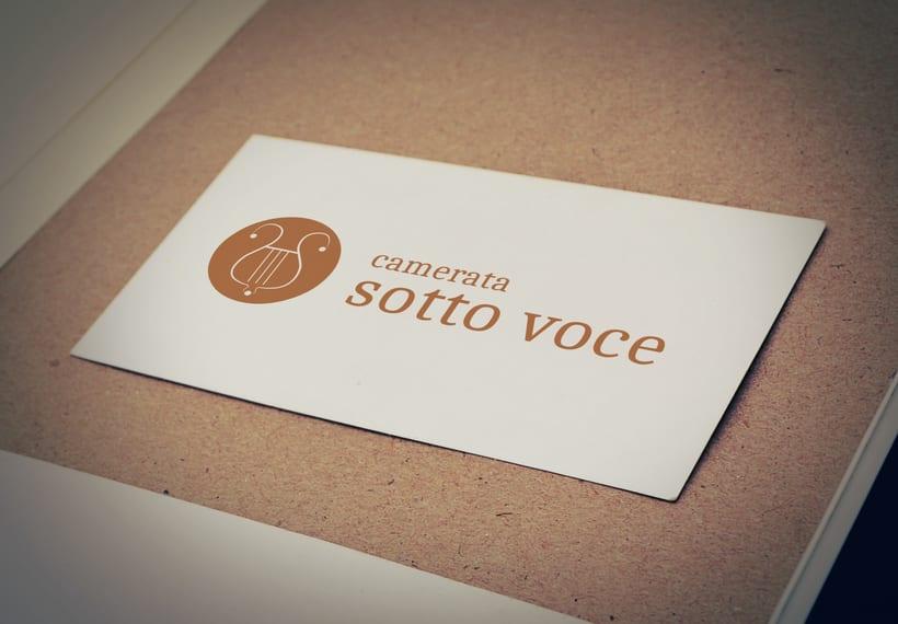 logotipo camerata Sotto Voce 2