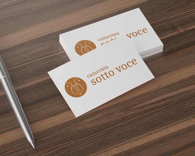 logotipo camerata Sotto Voce 3