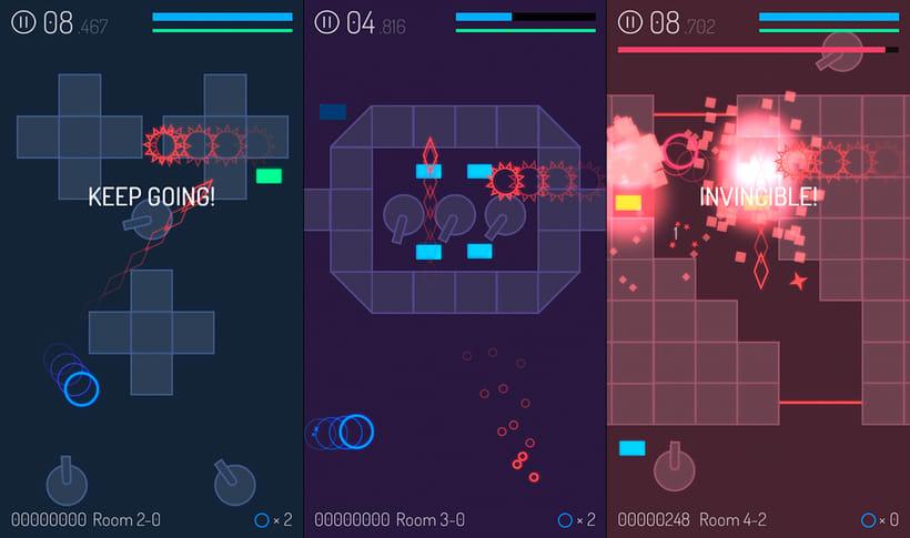 Kaput - Mobile Arcade Game -1