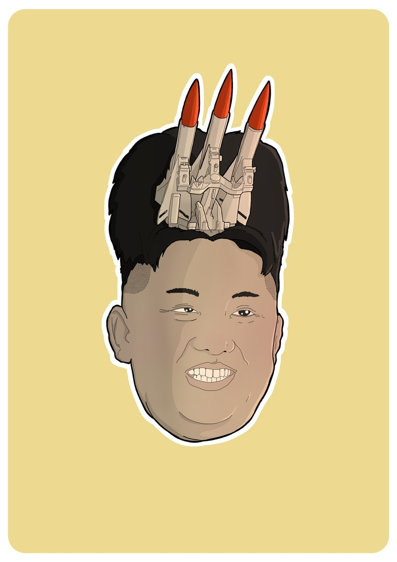 Kim Jong-Who? 1