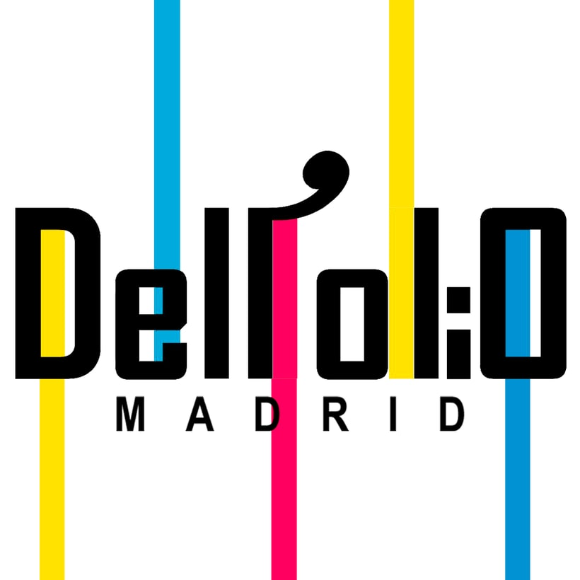 Identidad Corporativa DELL OLIO - Madrid -1