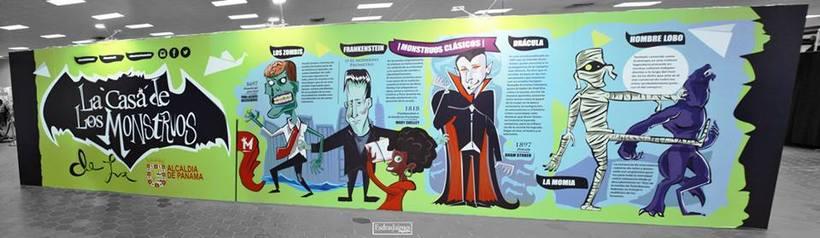 La Casa de Los Monstruos 12