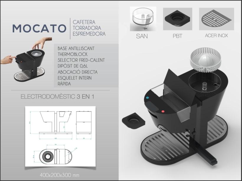 MOCATO - Electrodoméstico 3 en 1 0