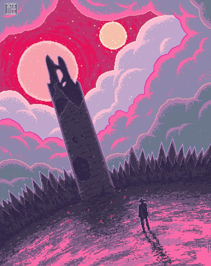 La Torre Oscura -1
