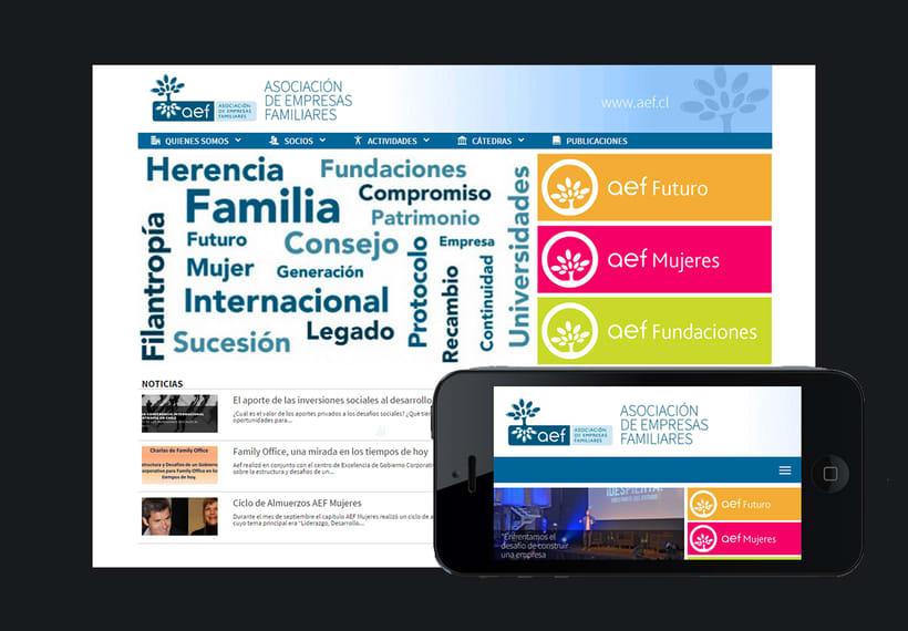 PROYECTO WEB ASOCIACIÓN DE EMPRESAS FAMILIARES -1