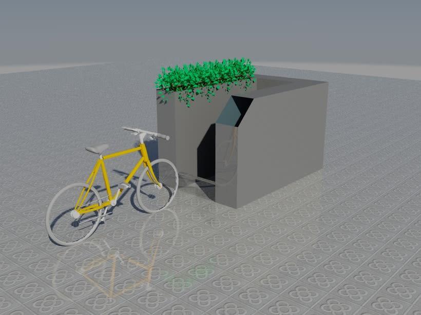 APARCABICI 2.0 - Subterrani 0