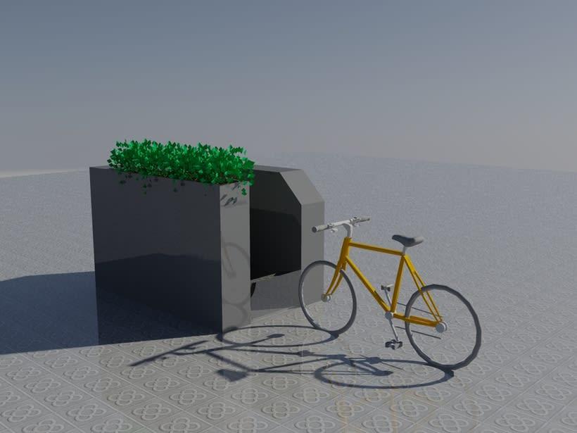 APARCABICI 2.0 - Subterrani 3