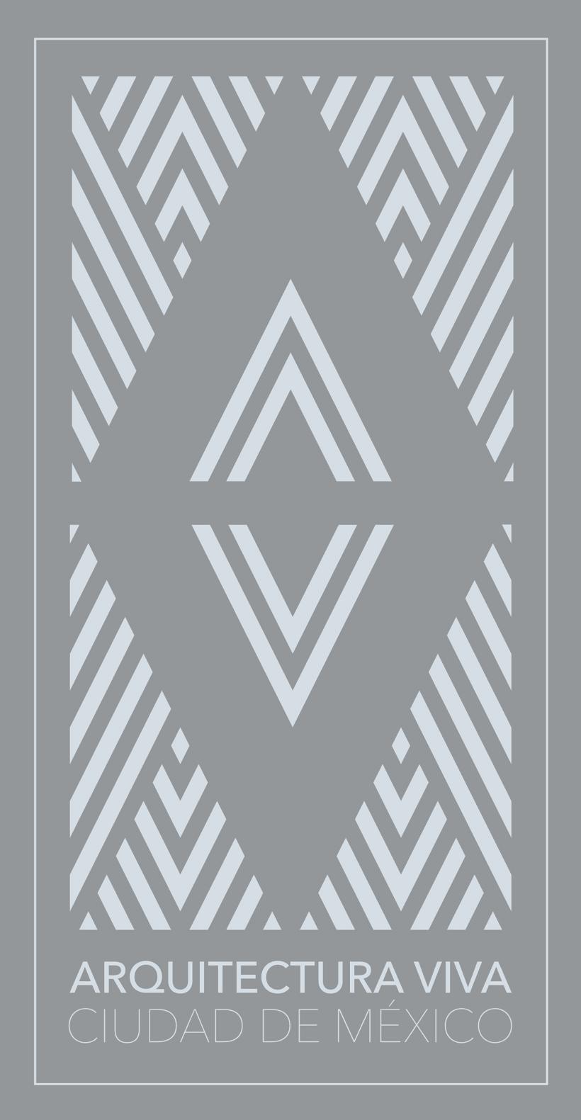 ARQUITECTURA VIVA [ Identidad Corporativa ] 0