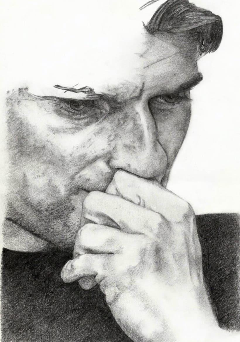 Dibujando con sencillos lápices 6