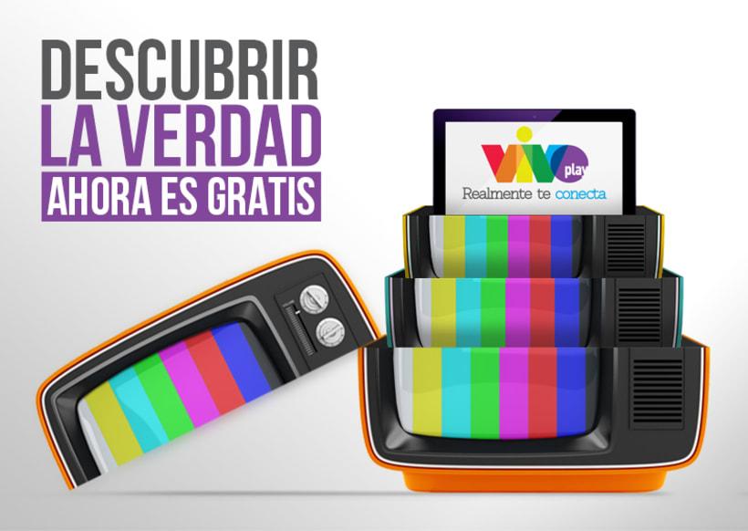 Descubre la verdad con VivoPlay 0