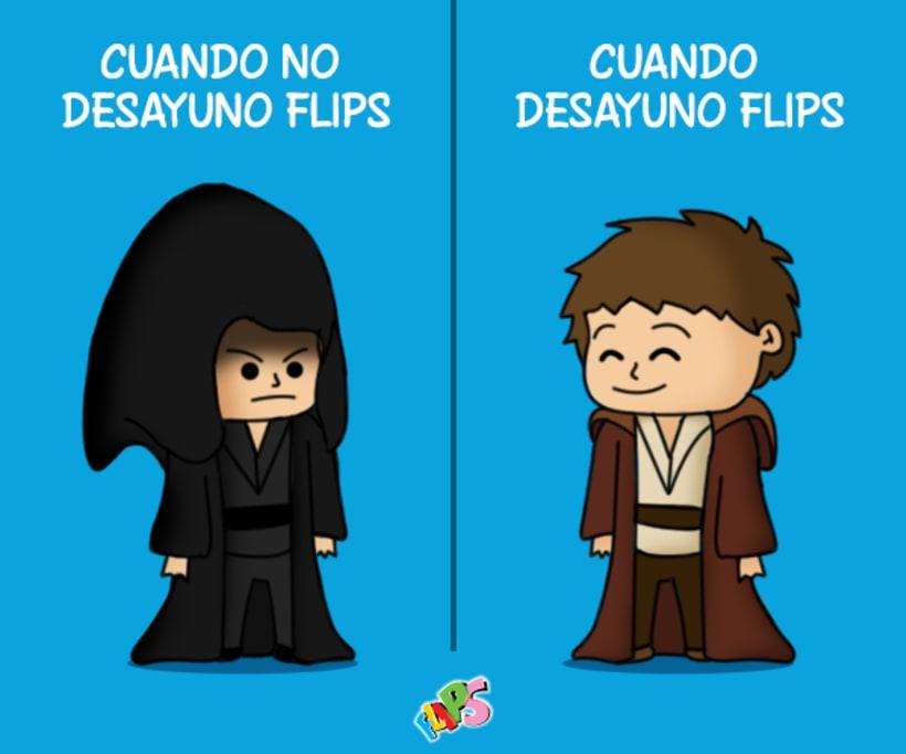 FLIPS RRSS 6
