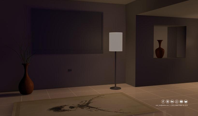 Interiorismo 3D 0