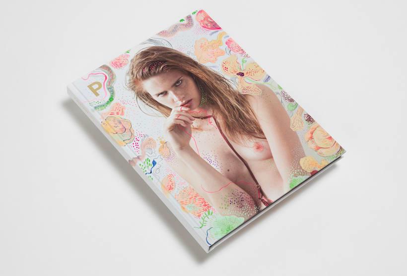 Colaboración con P Magazine. 4