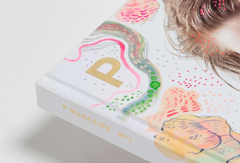 Colaboración con P Magazine. 3