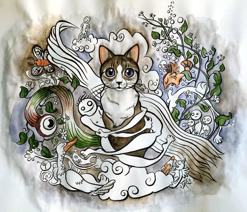 DisneyLanda: El gato 4