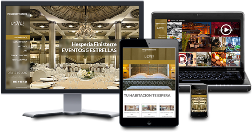 Eventos Finisterre (Hotel Hesperia Finisterre 5*) 1