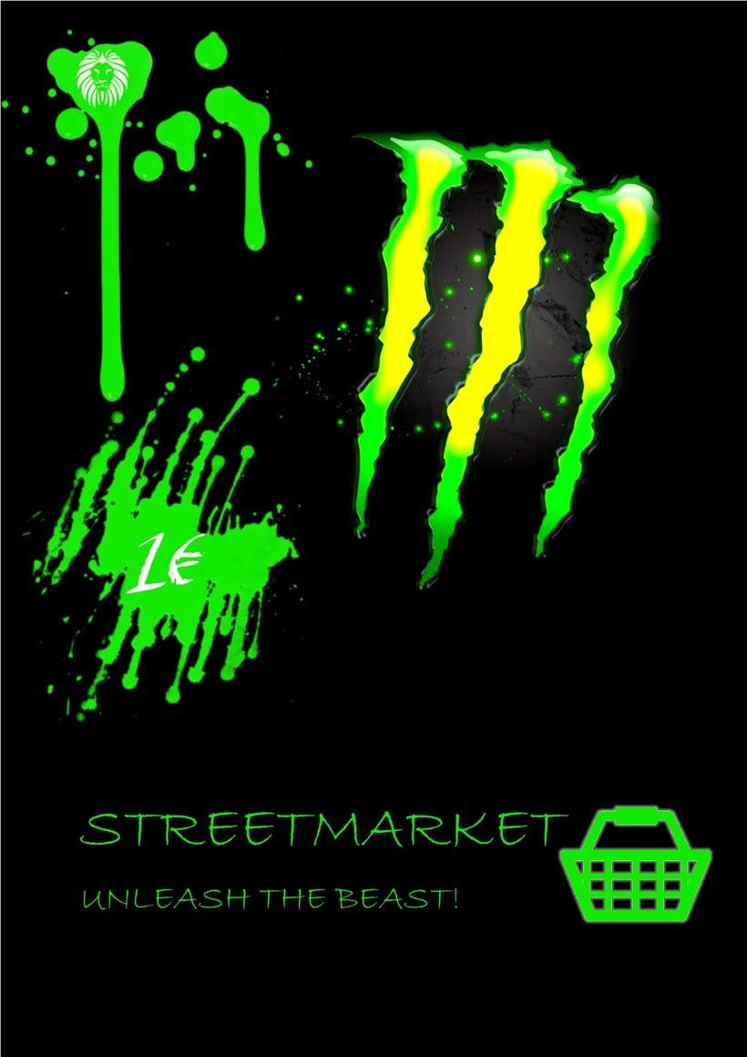 Proyecto escolar Streetmarket 1