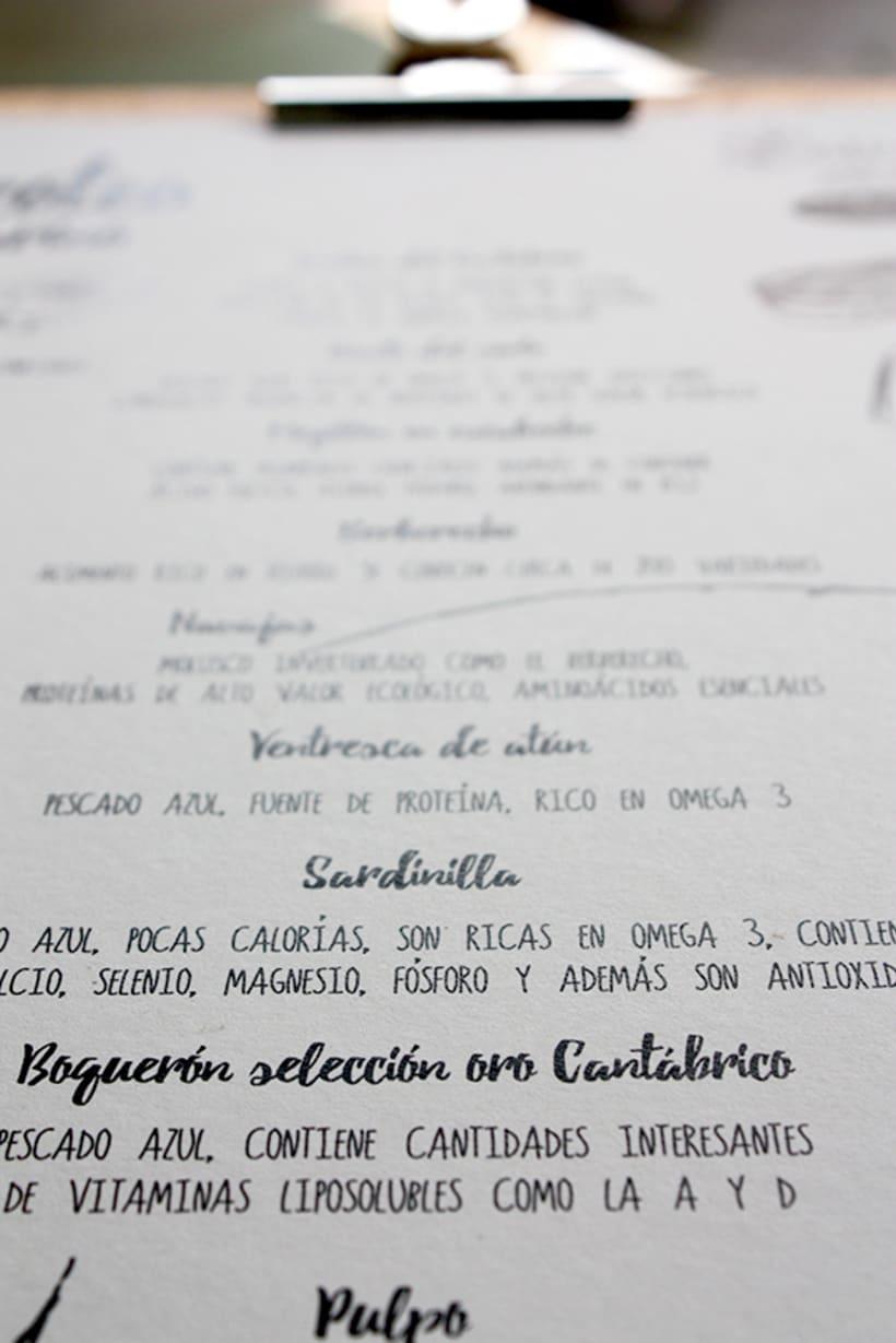 Branding | carta picoteo Estrecho 52 1
