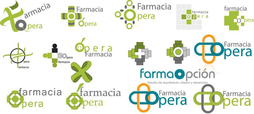 Trabajos FarmaOpción 8
