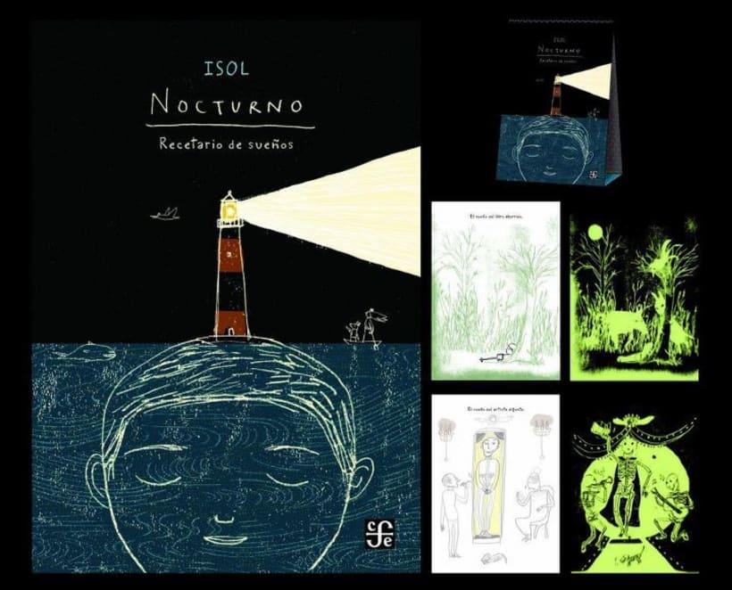 Nocturno, Diario de sueños 2