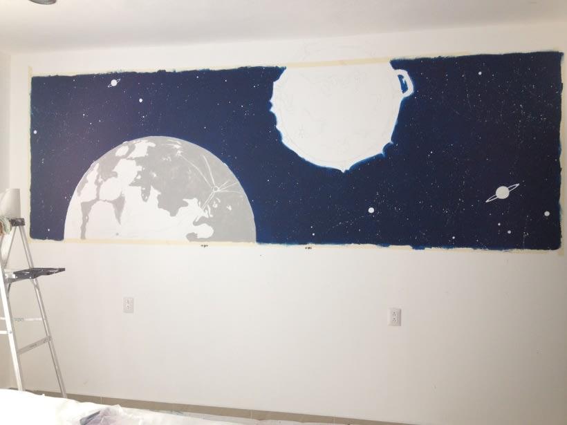 Sol & Luna / Pintura Mural 0