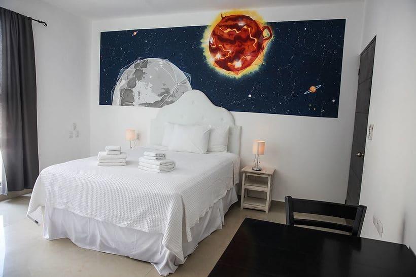 Sol & Luna / Pintura Mural 6