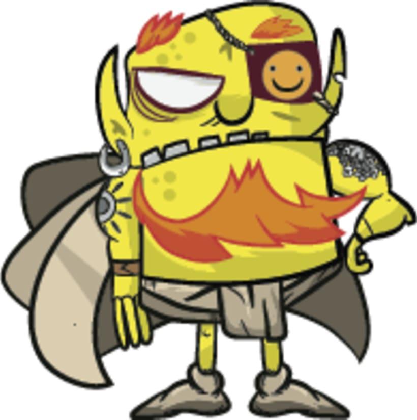 FATMAN & Monster Game( Videojuegos) 25