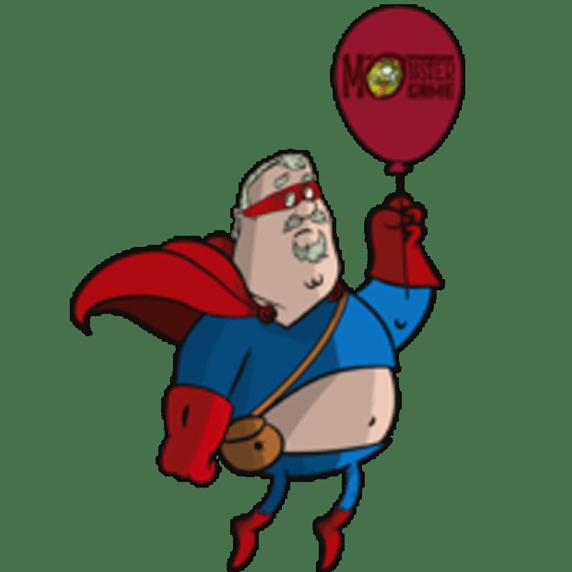FATMAN & Monster Game( Videojuegos) 19