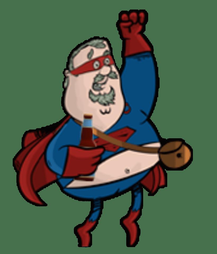 FATMAN & Monster Game( Videojuegos) 20