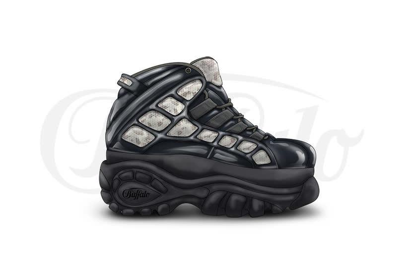 Buffalo Footwear 12