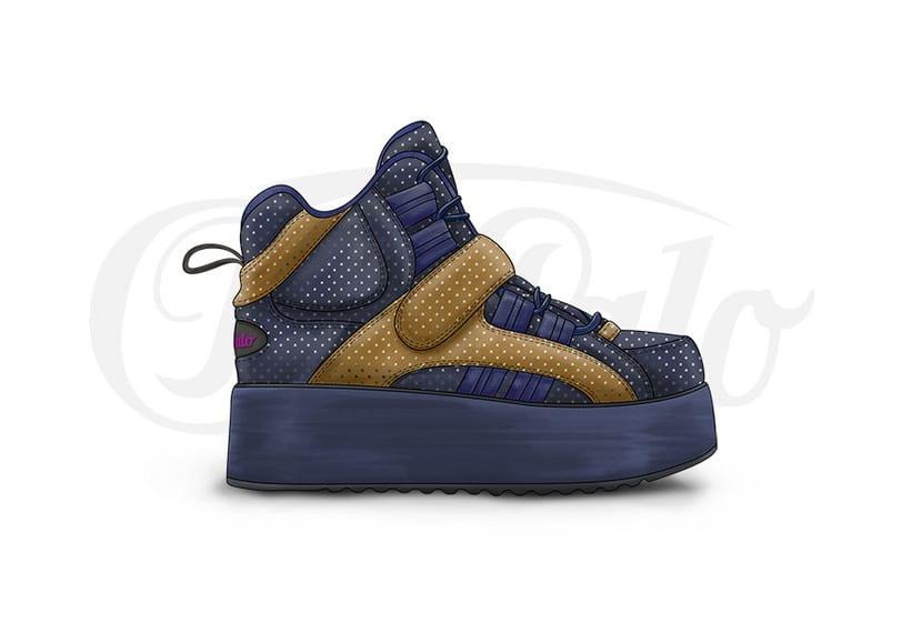 Buffalo Footwear 14