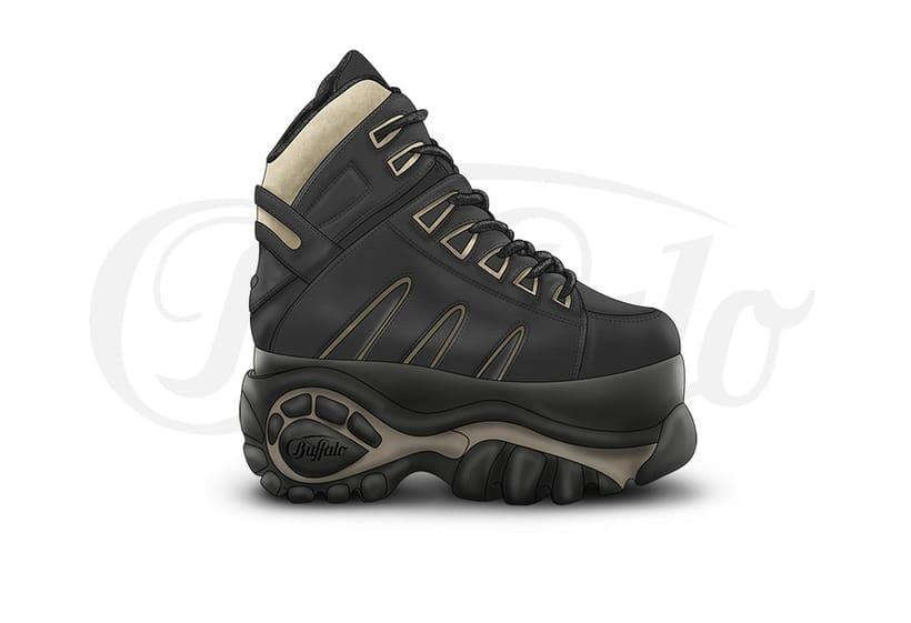 Buffalo Footwear 4