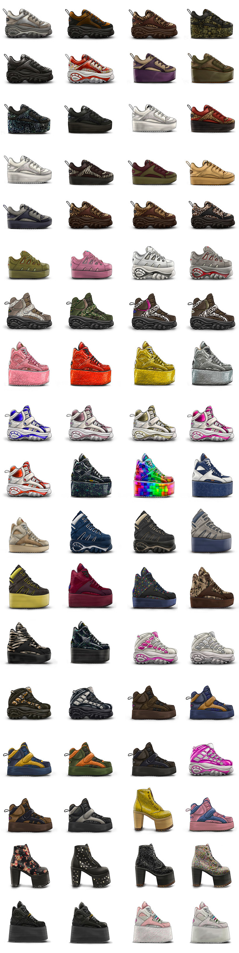 Buffalo Footwear 19