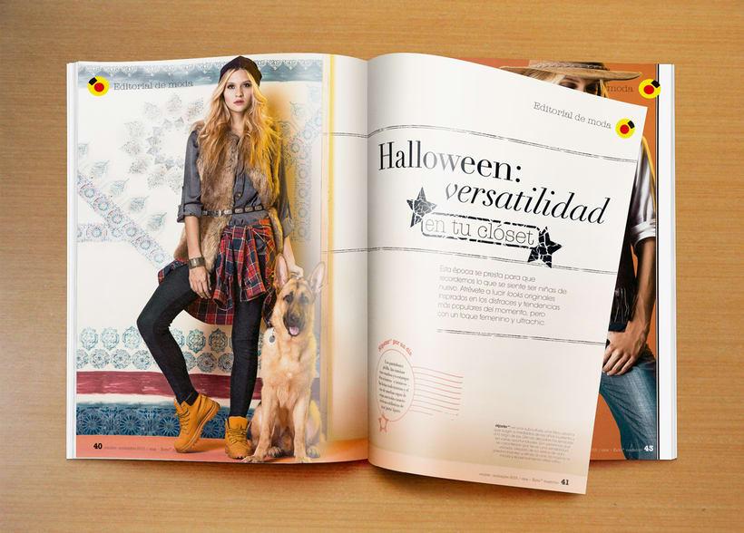 Ema Magazine (Grupo Éxito) 0