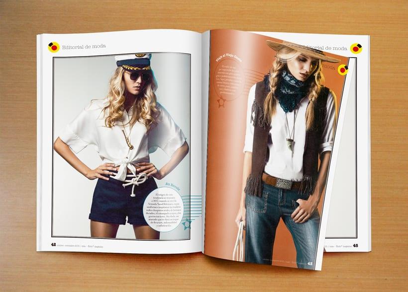 Ema Magazine (Grupo Éxito) 1