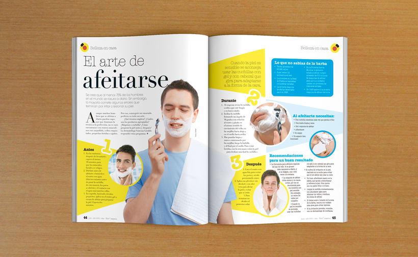 Ema Magazine (Grupo Éxito) 4
