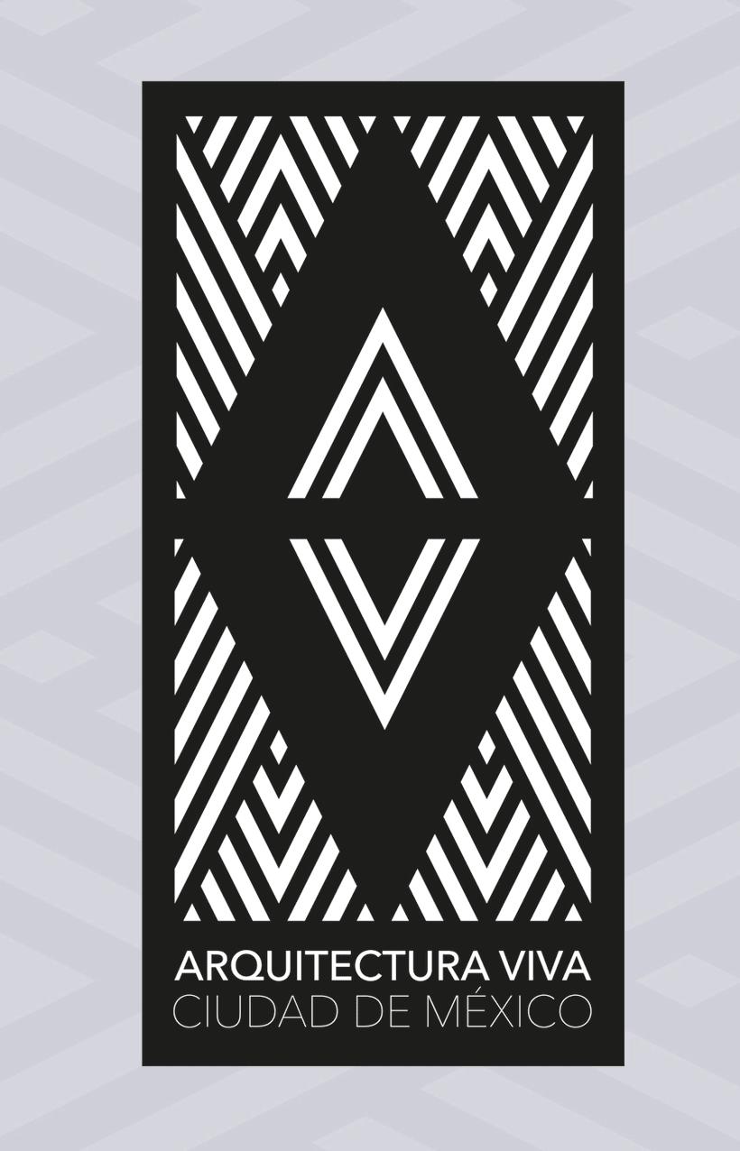 ARQUITECTURA VIVA [ Identidad Corporativa ] 4