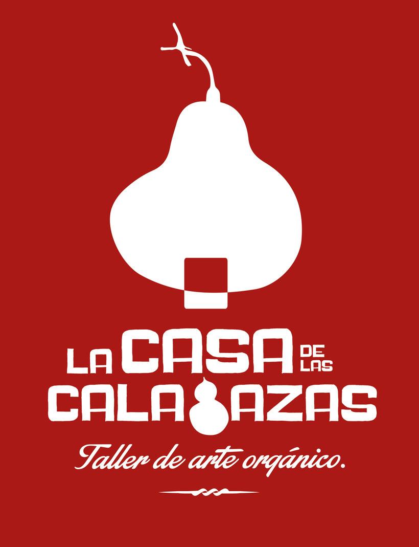 """Imagen de Marca """"La Casa de las Calabazas"""" / Los Cabos, BCS, México 3"""