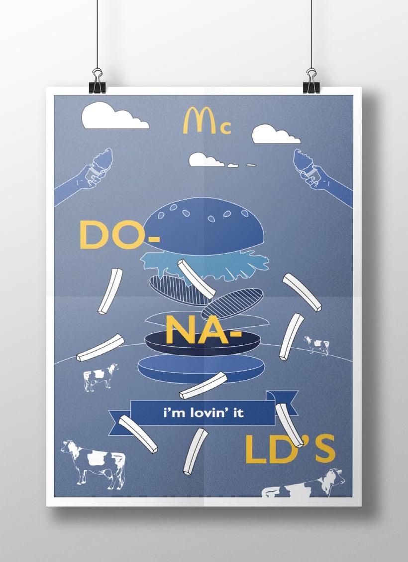 Nueva imagen de McDonald's 0