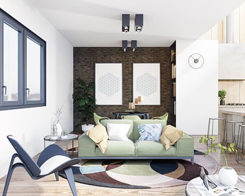 Apartament -1